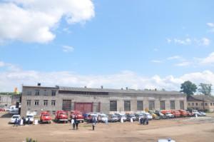 Проведение тактико-специального учения с ОАО «Башкирское речное пароходство»
