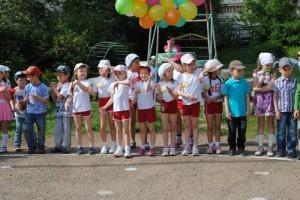 День защиты детей 2013