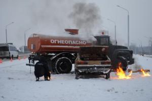 Учения 2011 — разлив нефти