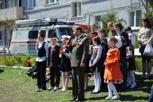9 мая в Чрезвычайном фонде организовали праздник для ветеранов